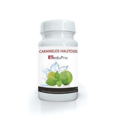 25 ReduPro Caramelos para la halitosis, envase de 50 unidades