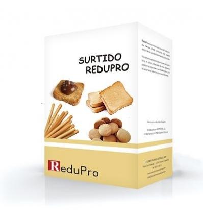 ReduPro Surtido de Tentempiés DULCES de Fase 1. 15 unidades
