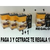 Siken diet Barritas Coco-Banana paga 3 y llevate 4