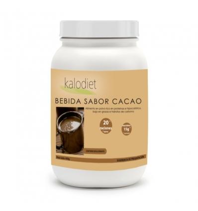 Kalodiet, Cacao caliente frio envase ECONOMICO 20 raciones