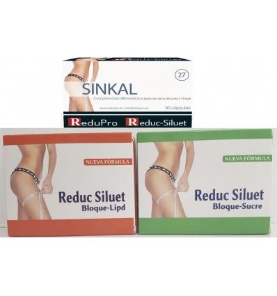 Sinkal + Bloques sucre nueva formula +Bloque Lipd nueva formula