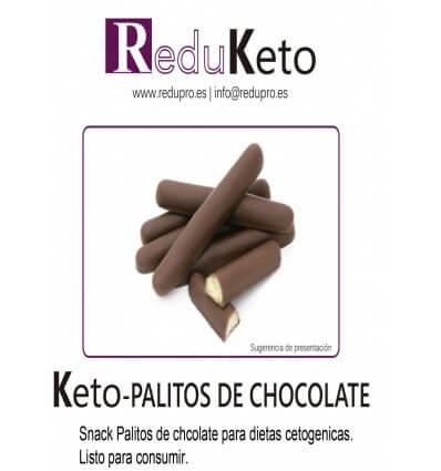 ReduKeto Keto-Palitos de chocolate