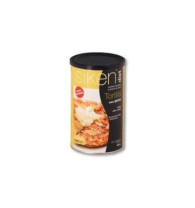 Siken diet Tortilla de Queso ENVASE ECONOMICO 17 a 20 raciones