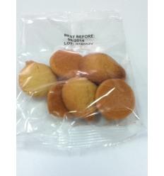 ReduPro Vainilla-Limón Mini galletas, bolsa de 30 grs