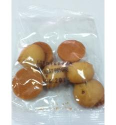 ReduPro Naranja Mini galletas, bolsa de 30 grs
