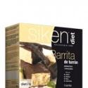 Siken Diet Barritas de Turrón, caja con 5 barritas